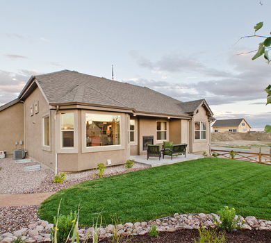 ranch floorplan colorado